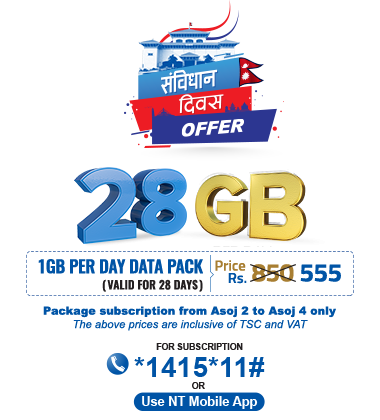 NTC Constitution Day 2077 offer
